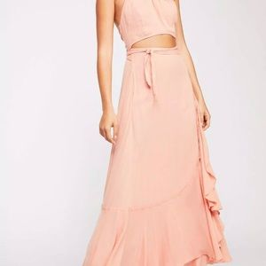 Free People Endless Summer Wrap Dress